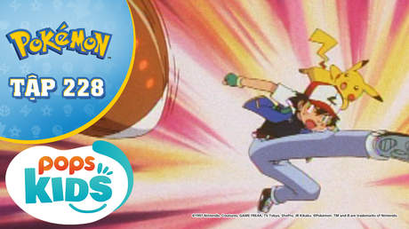 Pokémon S5 - Tập 228: Băng hoả tiễn và Delibird