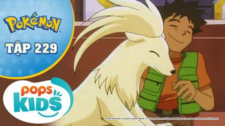 Pokémon S5 - Tập 229: Kyukon trong sương mù