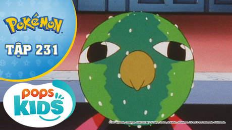 Pokémon S5 - Tập 231: Lời dự báo của Natio