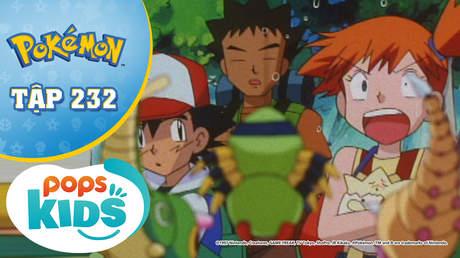 Pokémon S5 - Tập 232: Wataru và Gyarados màu đỏ
