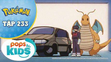 Pokémon S5 - Tập 233: Cơn giận dữ của Gyarados màu đỏ