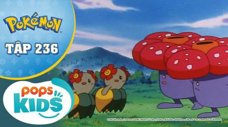 Pokémon S5 - Tập 236: Kireihana và Rufflesia - Hoà bình ở thảo nguyên