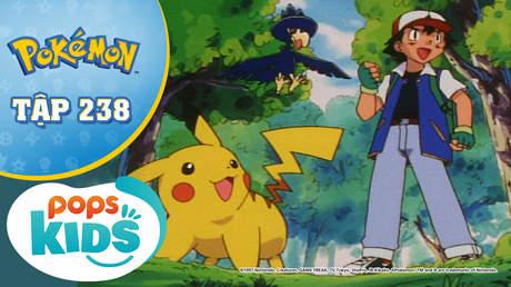 Pokémon S5 - Tập 238: Biến hình bằng phép thuật Pokémon