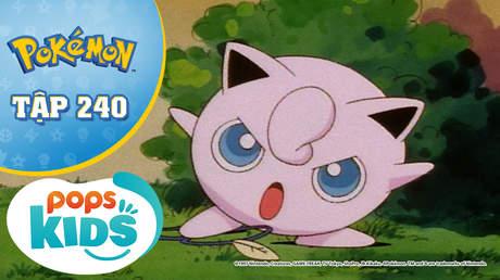 Pokémon S5 - Tập 240: Song sinh Pupurin vs Purin - Cuộc thi hát Pokémon