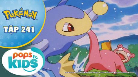 Pokémon S5 - Tập 241: Sự giác ngộ của Yadon - Sự giác ngộ của Satoshi