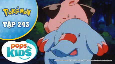 Pokémon S5 - Tập 243: Py, Pippi và sao chổi