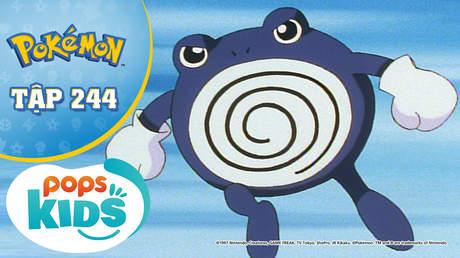 Pokémon S5 - Tập 244: Nyorozo tiến hoá