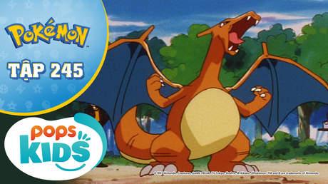 Pokémon S5 - Tập 245: Công viên thi đấu! - Vs Kamex, Lizardon, Fushigibana