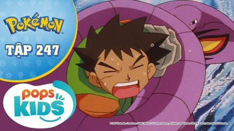 Pokémon S5 - Tập 247: Hang động băng