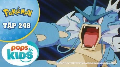 Pokémon S5 - Tập 248: Ibuki và Miniryu