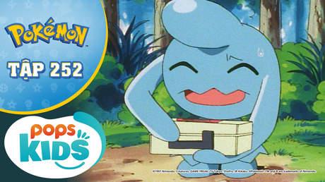 Pokémon S5 - Tập 252: Sohnano - Huy hiệu nhà thi đấu và Sonans