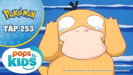 Pokémon S5 - Tập 253: Nhà thi đấu Ryugu - Trận chiến trong hồ nước