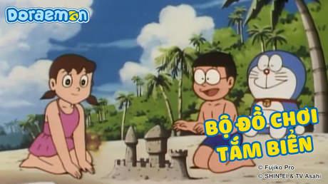 Doraemon - Tập 1: Bộ đồ chơi tắm biển