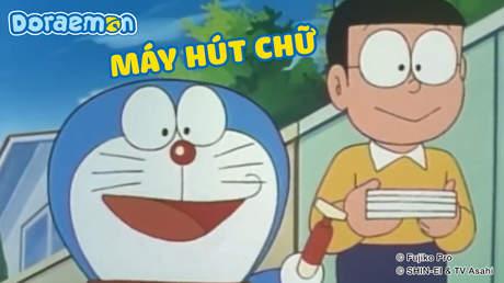Doraemon - Tập 3: Máy hút chữ