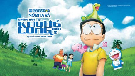 Doraemon Movie 2020: Nobita Và Những Người Bạn Khủng Long Mới