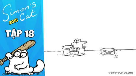 Simon's cat 2015 - Tập 18: Catnap