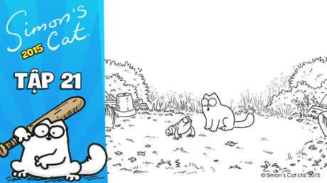 Simon's cat 2015 - Tập 21: Tounge tied