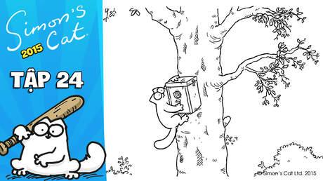 Simon's cat 2015 - Tập 24: Spring time