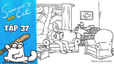 Simon's cat 2015 - Tập 37: Crazy time