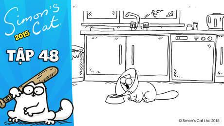 Simon's cat 2015 - Tập 48: Pug life