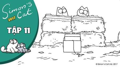 Simon's cat 2017 - Tập 11: Head over heels