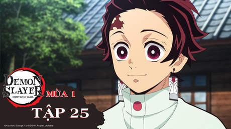 Thanh Gươm Diệt Quỷ S1 - Tập 25: Người kế vị Tsuyuri Kanao