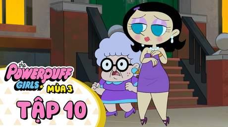 The Powerpuff Girls S3 - Tập 10: Một cuộc hẹn hò