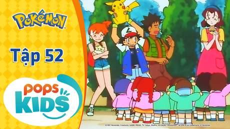 Pokémon S1 - Tập 52: Ngày thiếu nhi đấy! Mọi người tập hợp