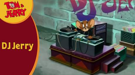 Tom and Jerry - Tập 100: DJ Jerry