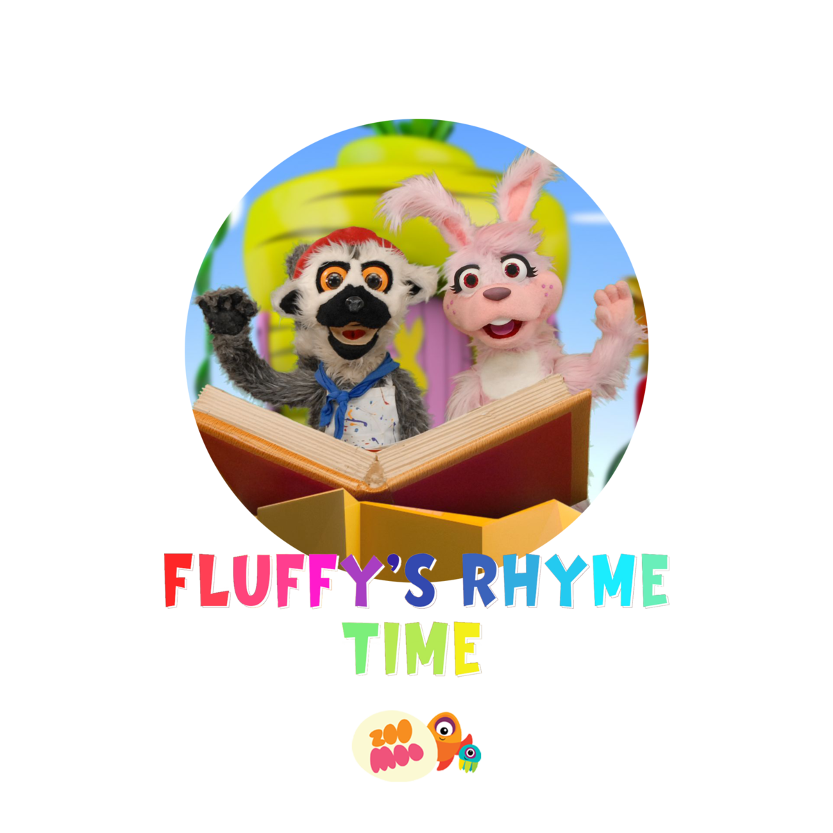 Fluffy's Rhyme Time