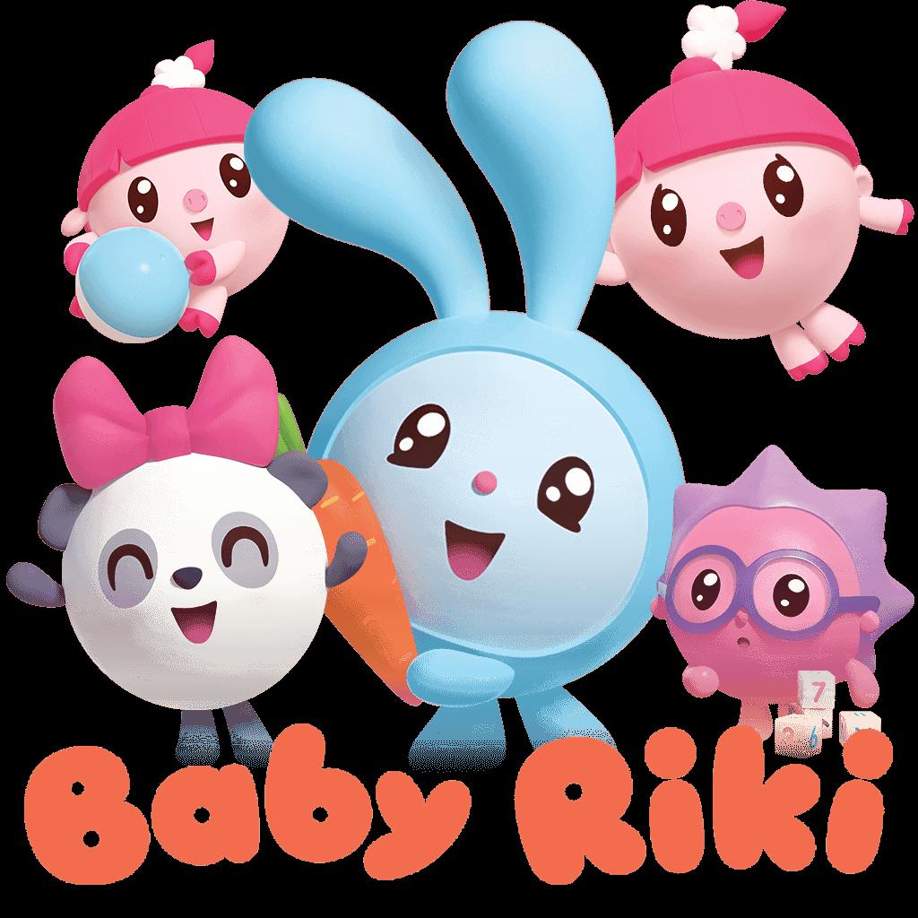 BabyRiki - Những Người Bạn Nhỏ