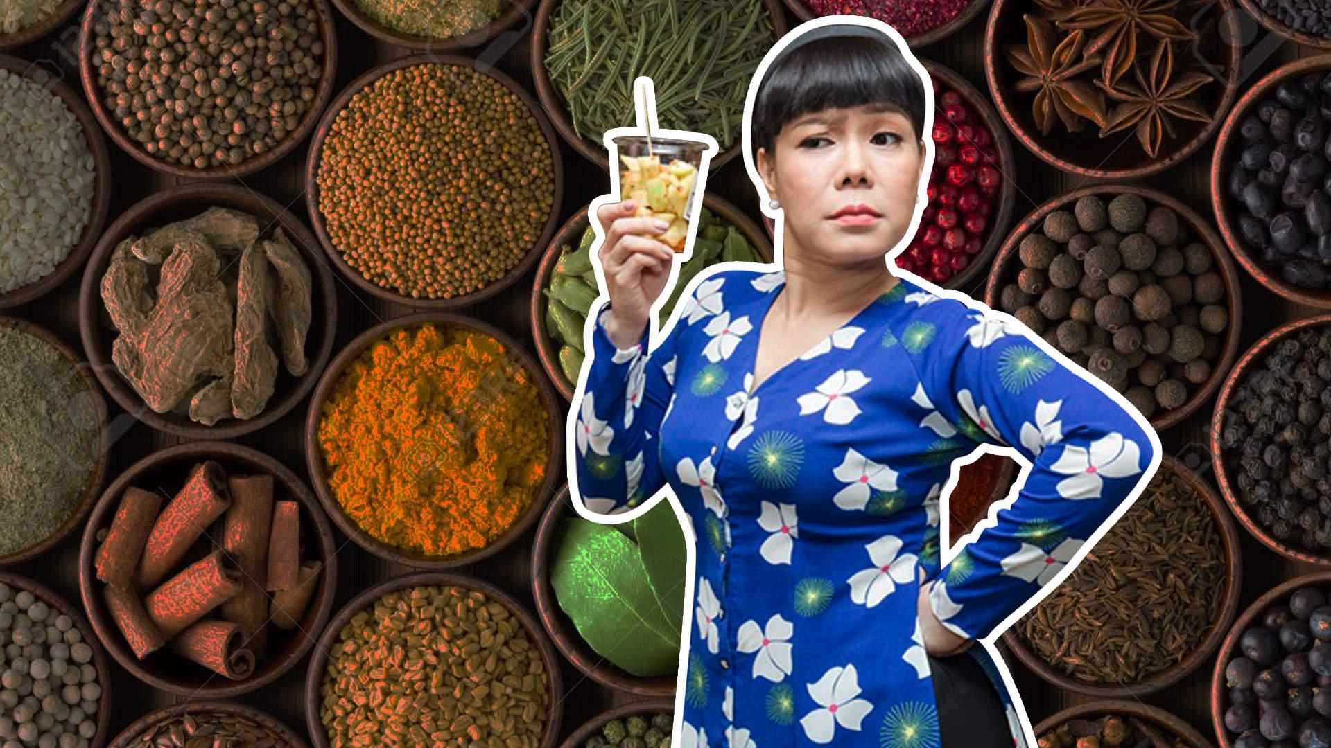 Những món ăn vặt Việt Nam