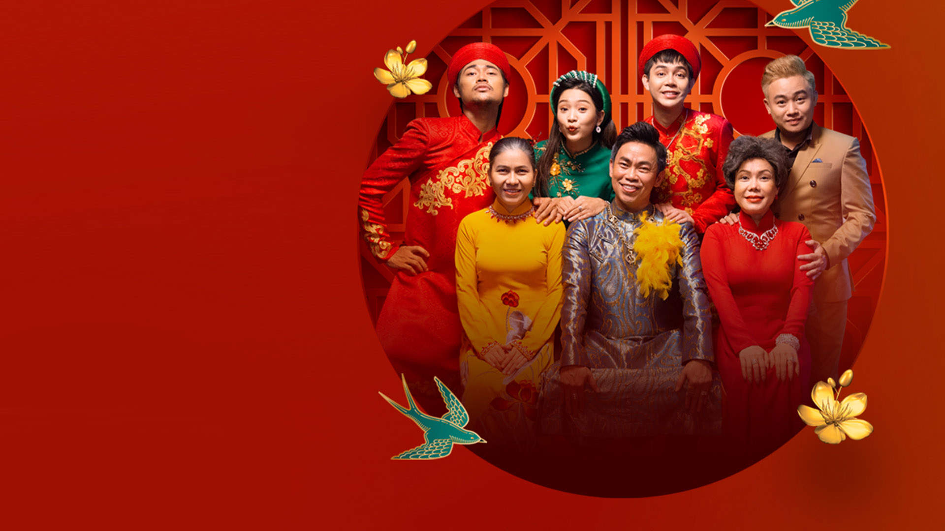 Hài Tết Việt Hương: Về quê ăn Tết