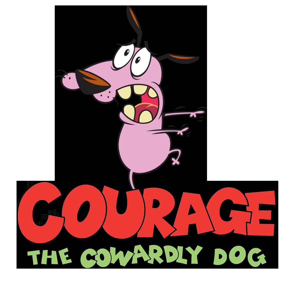 Courage The Cowardly Dog - Chú Chó Nhút Nhát