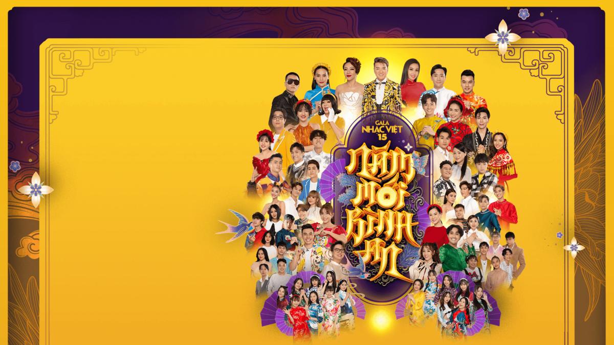 Gala Nhạc Việt 2021