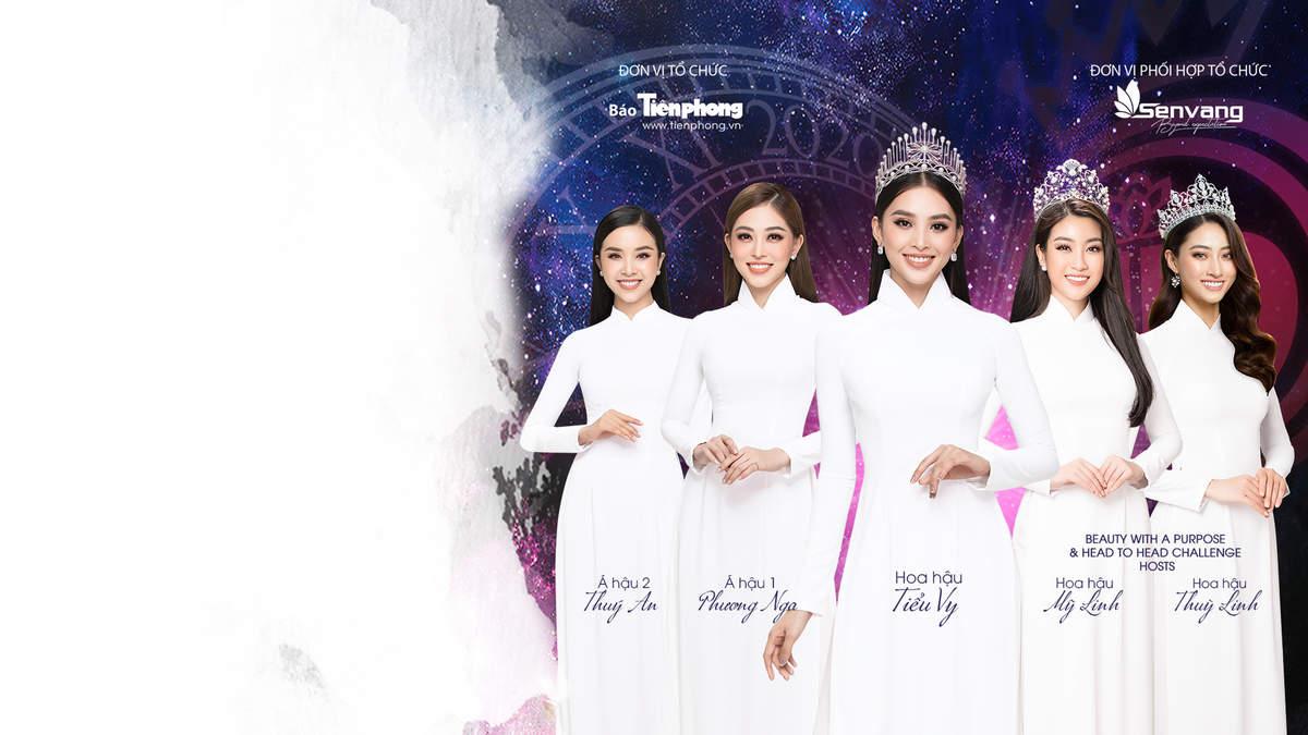 Miss Vietnam 2020 - Hoa Hậu Việt Nam 2020