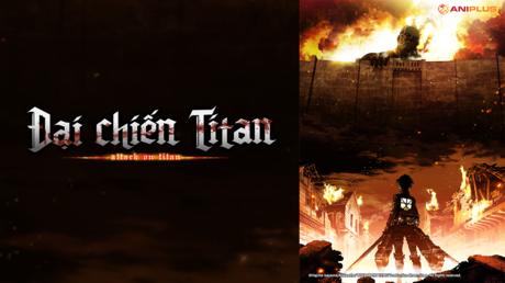 Attack On Titan - Đại Chiến Titan