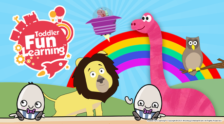 Toddler Fun Learning - Chỉ có tại POPS Kids Club