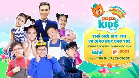 POPS Kids Minishow