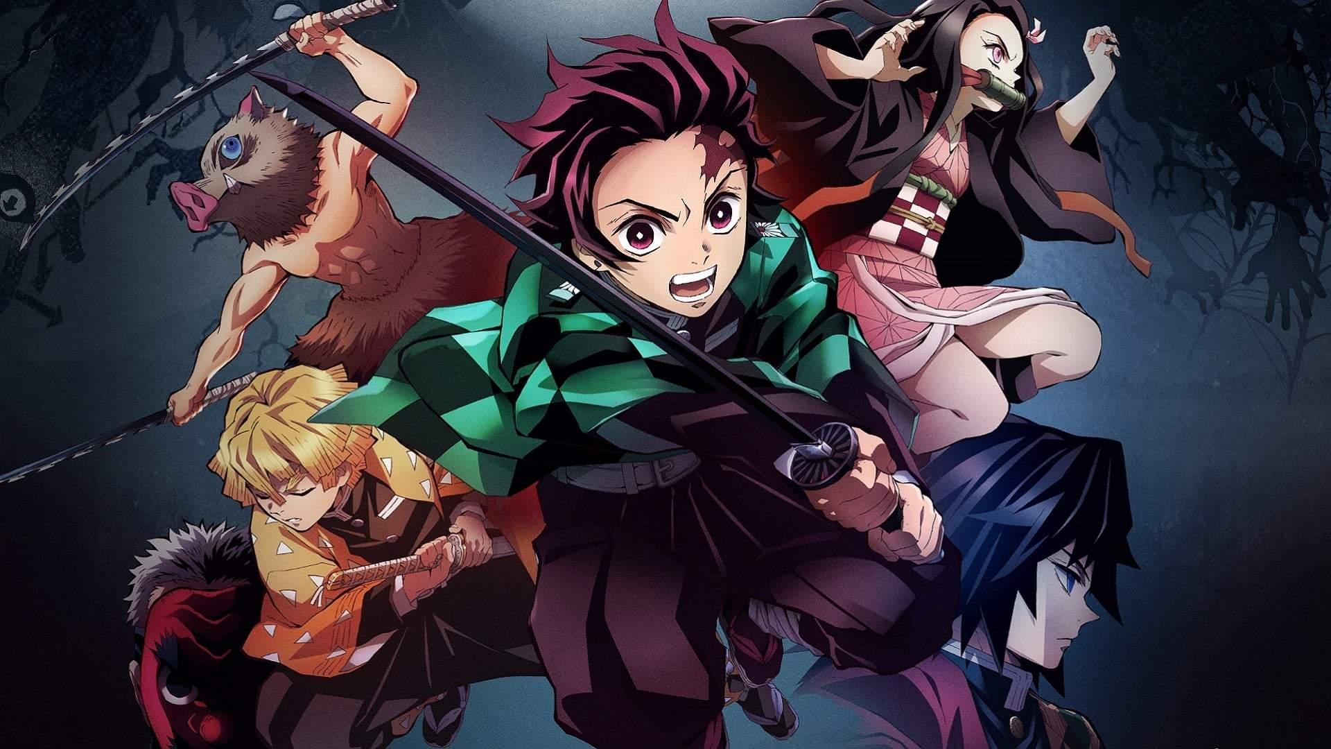 ดาบพิฆาตอสูร | Demon Slayer: Kimetsu no Yaiba