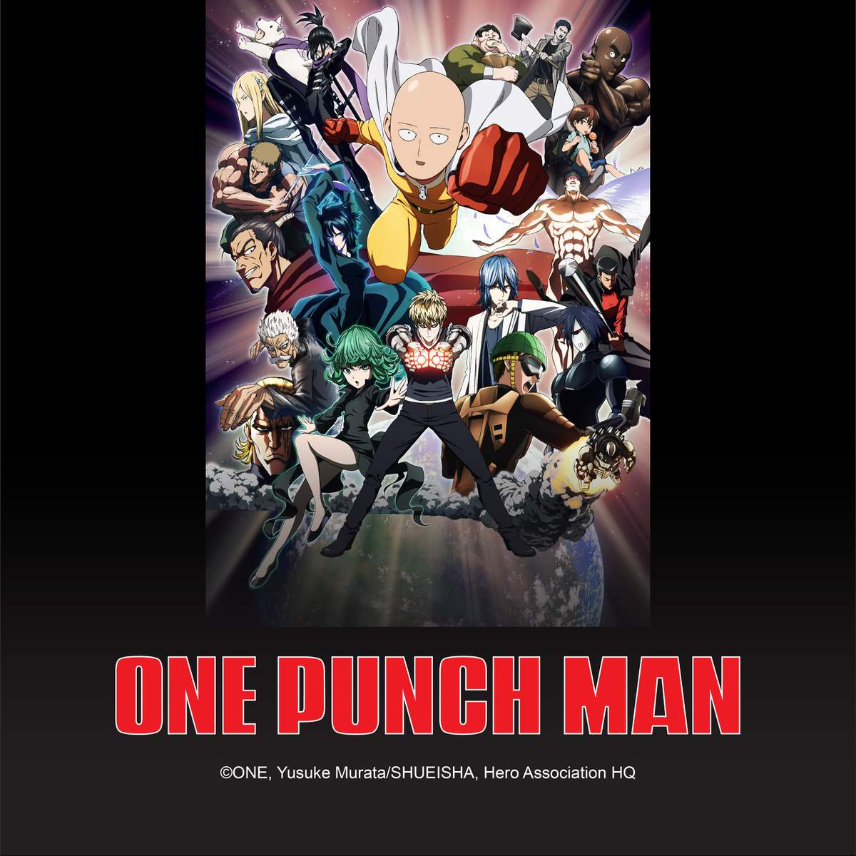 วันพันช์แมน | One Punch Man