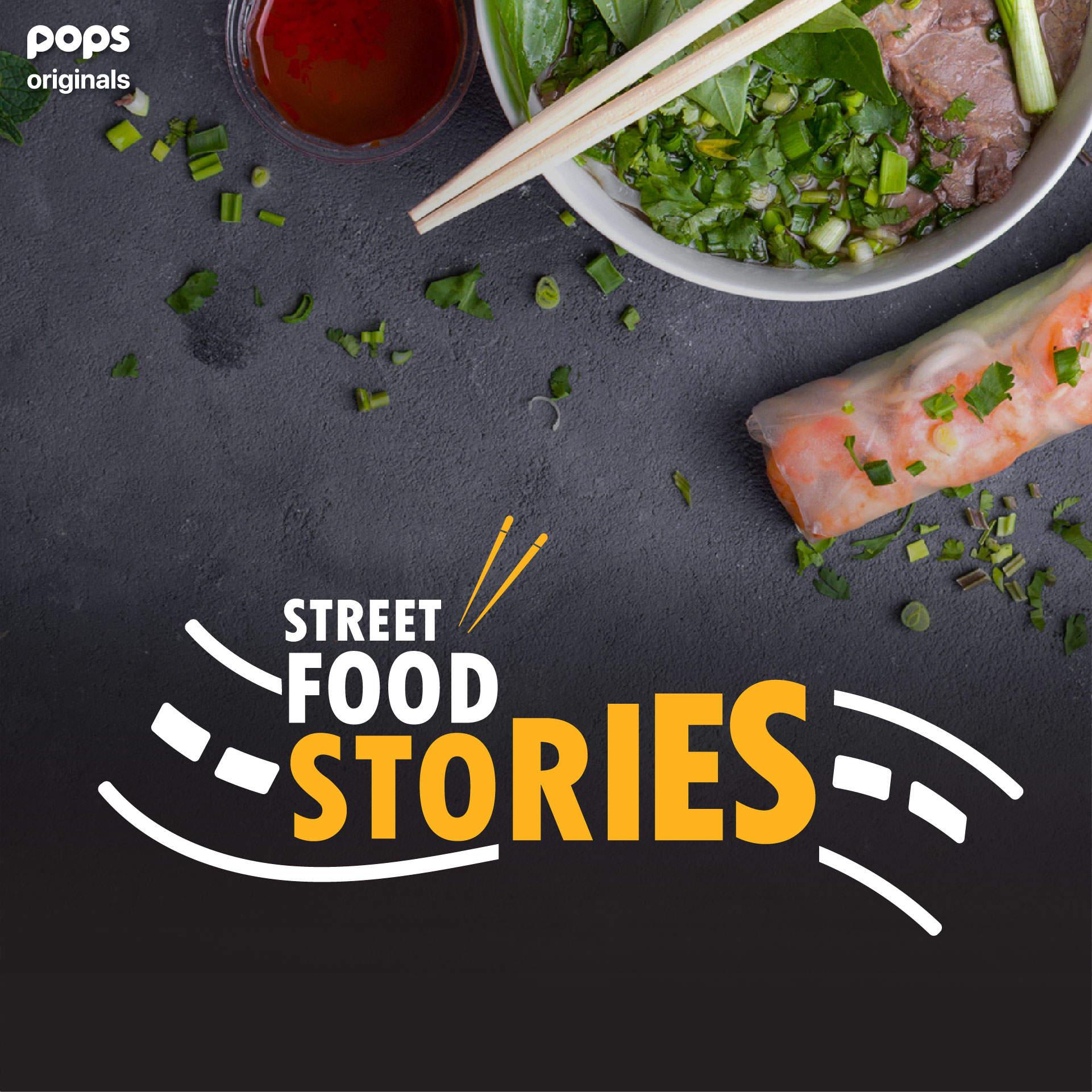 Street Food Stories