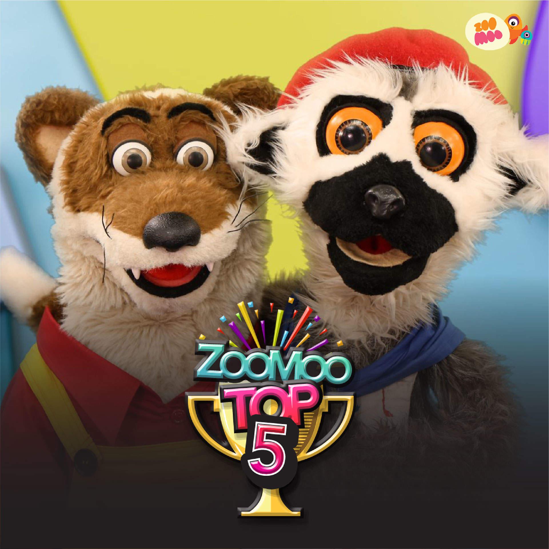 ZooMoo's Top 5