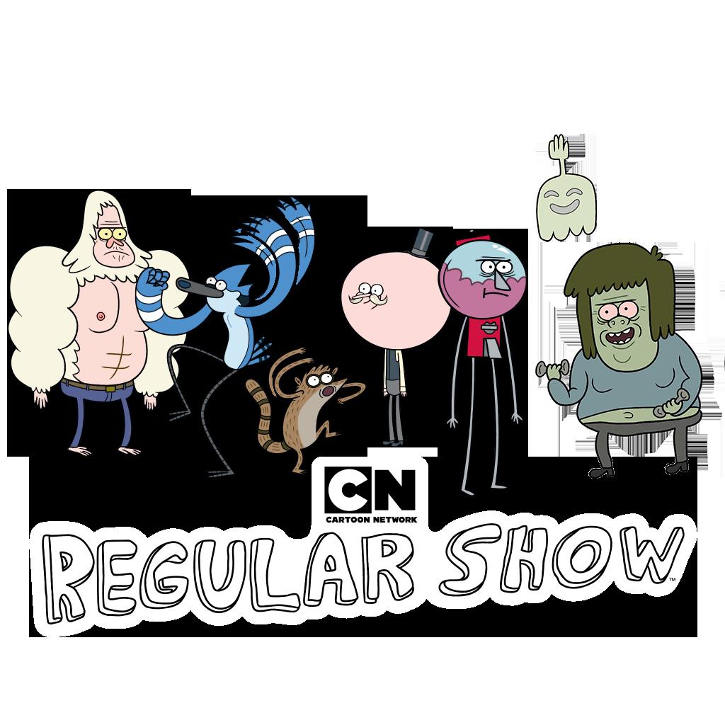 Regular Show - Chương Trình Thường Nhật