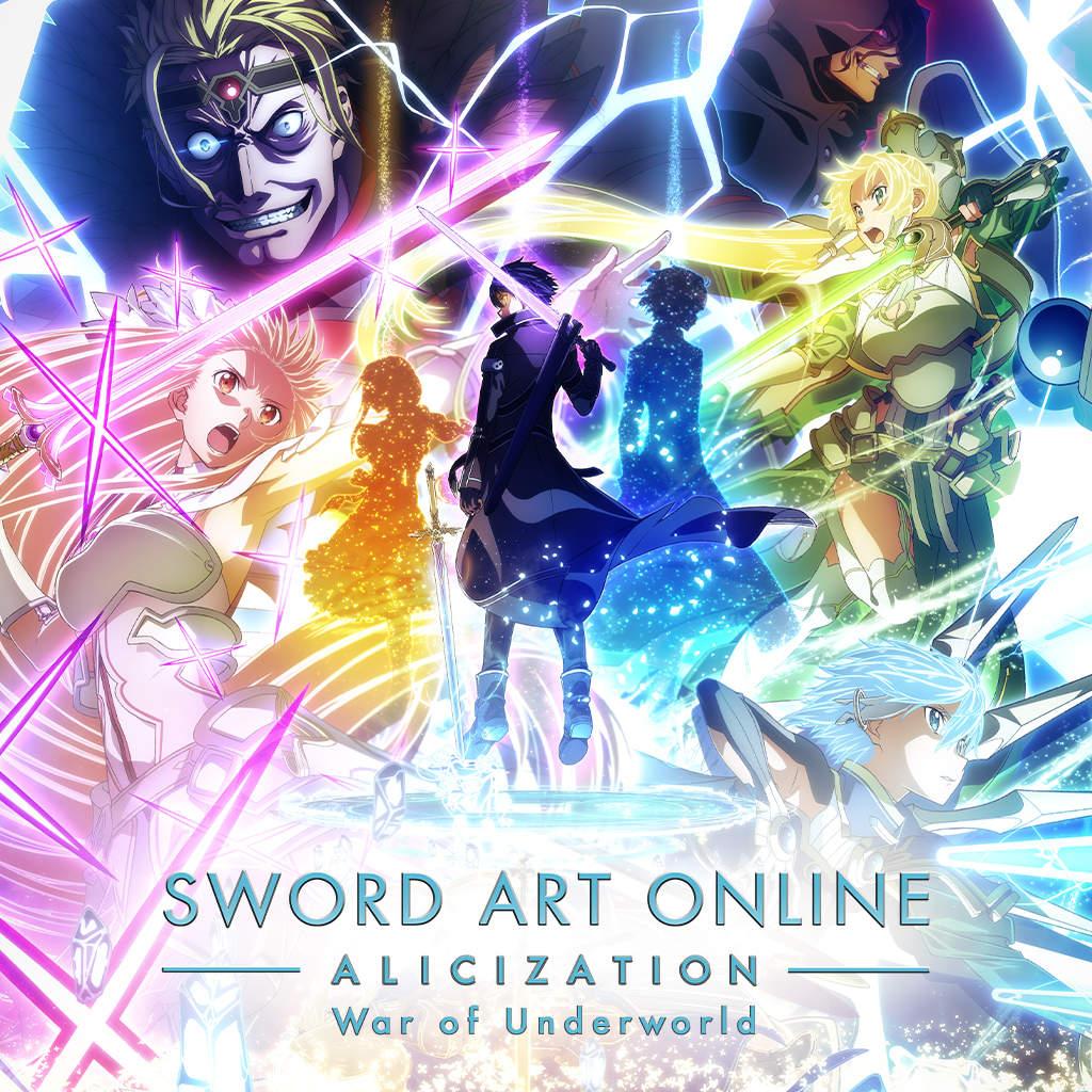 ซอร์ดอาร์ตออนไลน์  | Sword Art Online: Alicization – War of Underworld