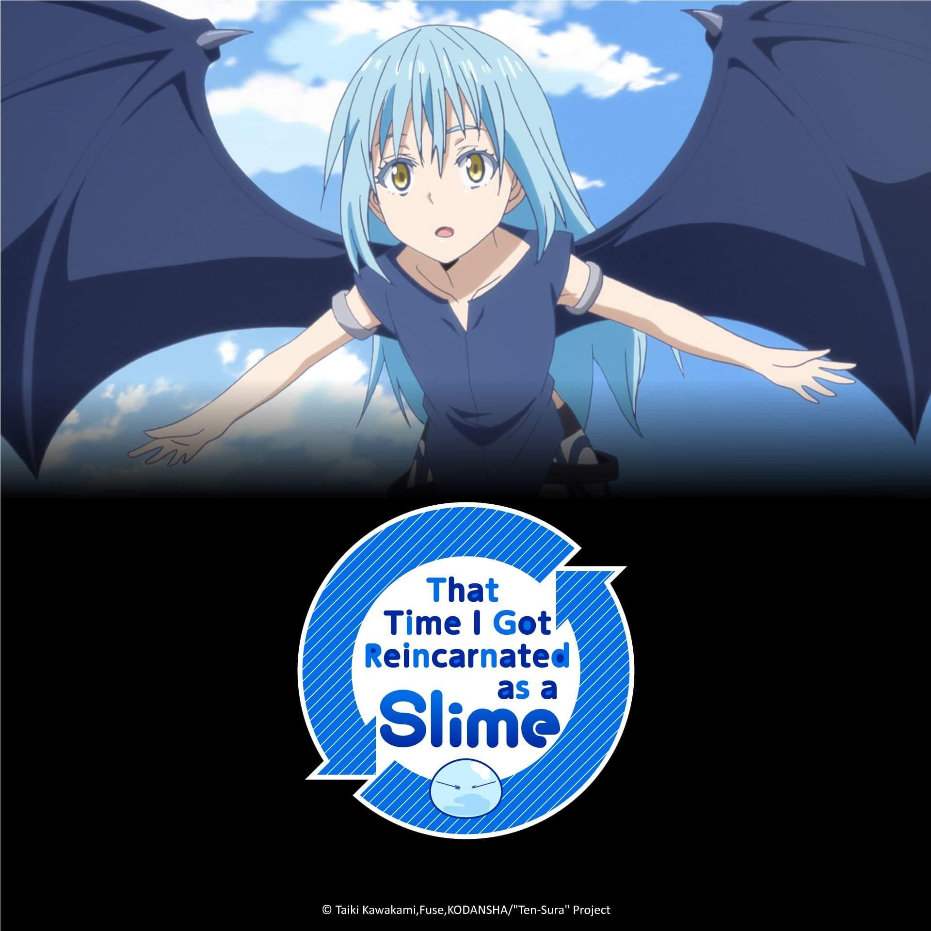 เกิดใหม่ทั้งทีก็เป็นสไลม์ไปซะแล้ว | That Time I Got Reincarnated as a Slime