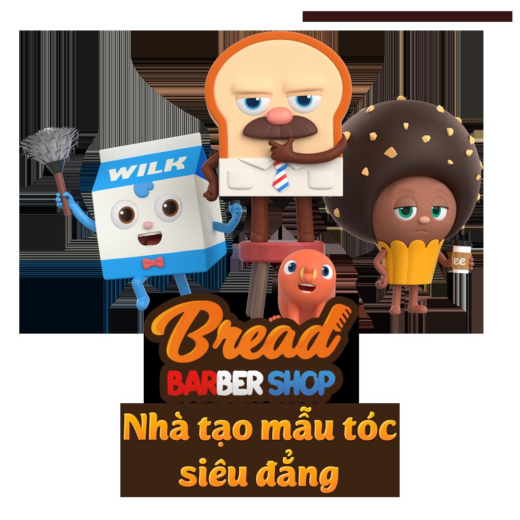 Bread Barbershop - Nhà Tạo Mẫu Tóc Siêu Đẳng