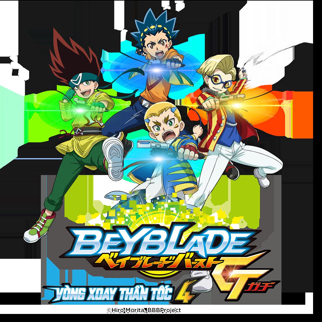 Beyblade Burst - Vòng Xoay Thần Tốc