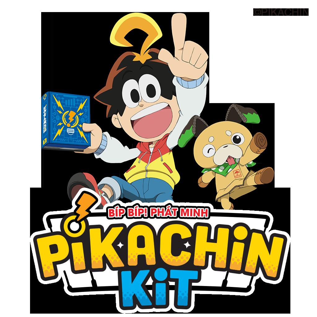 Pikachin Kit - Bí Kíp Phát Minh